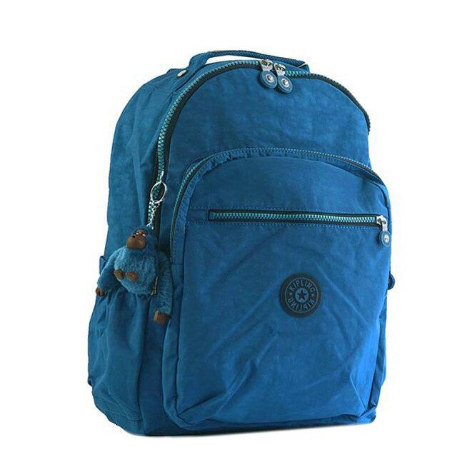 キプリング Kipling リュックサック K21305 H97 SEOUL UP ソウルアップ バックパック BLUE GREEN MIX ブルーグリーンミックス