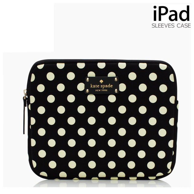 hot sale online f5828 a8d69 Kate spade ipad case ipad cover kate spade iPad brand pouch 24976 IPAD  SLEEVES LE PAVILLION know good