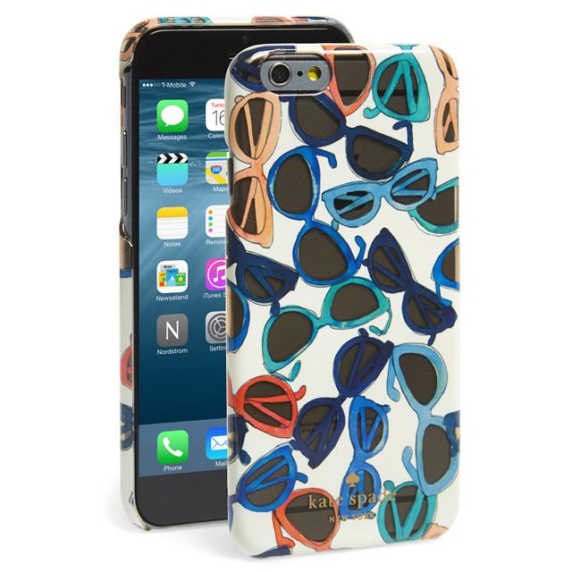 huge selection of 05194 ba809 * Outlet goods * Kate spade kate spade NEW YORK Kate spade resin iPhone 6 /  6 s sunglasses 6 / 6s RESIN IPHONE 6 / 6 s SUNGLASSES 6 / 6 s clear CLEAR
