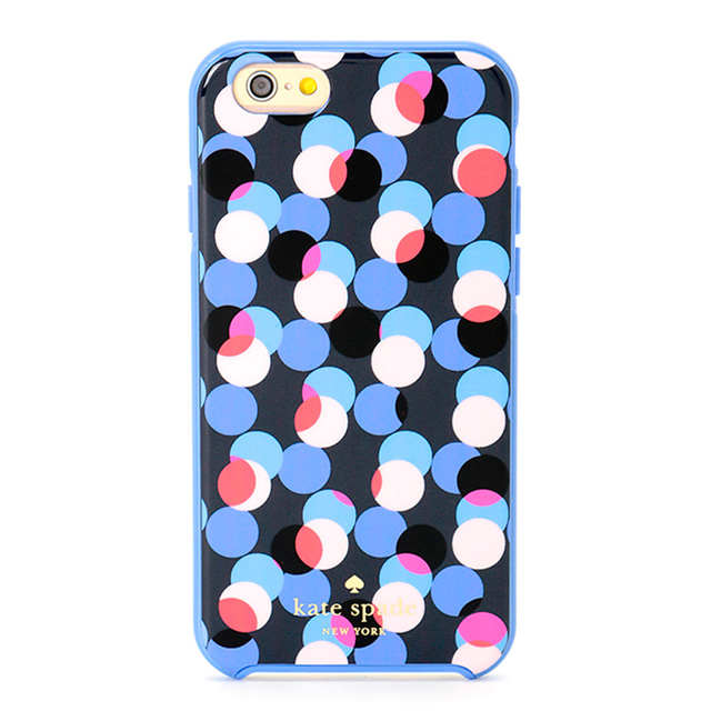 sports shoes a989f 2596f Kate spade kate spade NEW YORK IPHONE 6 / 6s case RESIN IPHONE 6 CASE PARTY  DOT resin iPhone 6 iPhone 6 s case party dot deep-violet iPhone 6 case ...