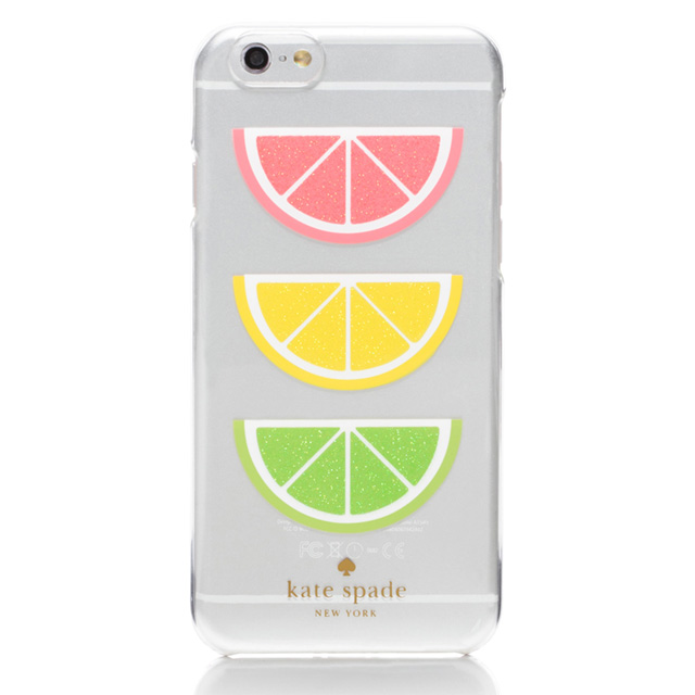 Kate spade kate spade NEW YORK iPhone 6 iPhone case IPHONE 6 6 6 s s case  fruit glitter IPHONE CASES GLITTER FRUIT - 6 glitter fruit multi brand women  new 4364b30262