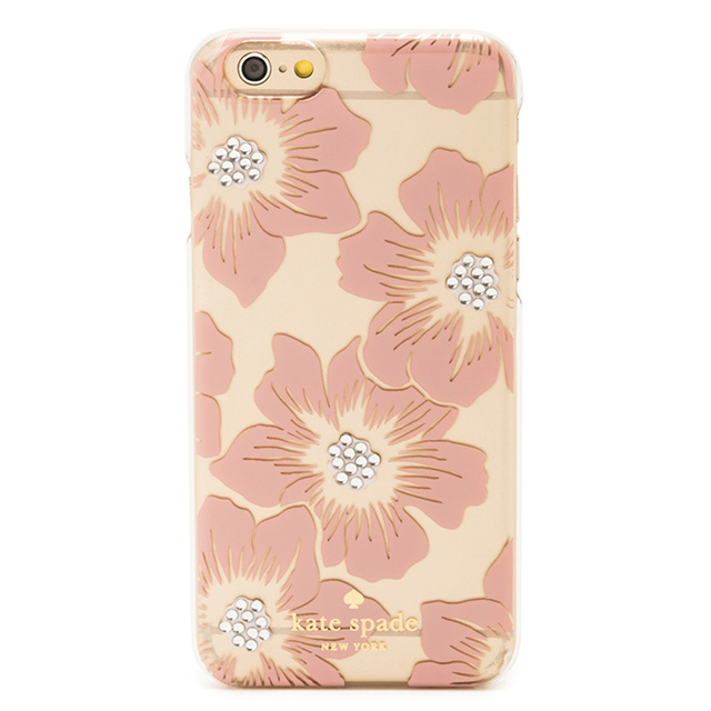 brand new 2f08d 52568 Kate spade kate spade NEW YORK Kate spade IPHONE 6 6 6 s case iPhone iPhone  6 s case ecosanctuary Holly Hock IPHONE CASES JEWELED HOLLYHOCK - 6 with ...