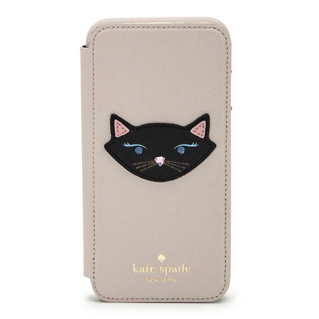 sneakers for cheap bf86c 3c826 Kate spade kate spade NEW YORK Kate spade IPHONE 6 6 s case iPhone 6 6 s  iPhone cases IPHONE CASES LEATHER FOLIO - 6 leather cat Folio leather cat  ...