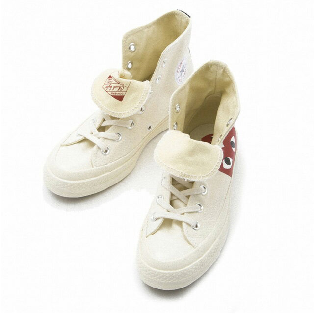 93c8099c2 A コムデギャルソン COMME des GARCONS AZ-K112 Converse collaboration higher  frequency elimination sneakers milk white ...
