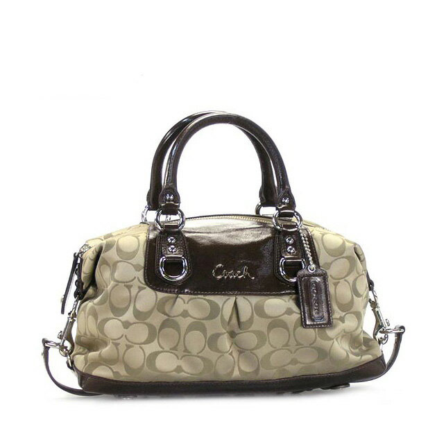 Coach Outlet Bags F15443 Skhma Signature Shoulder Bag 2 Way Brand Las New Fs2gm