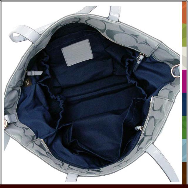 COACH 아울렛 코치 가방 F17443 SGYGY 기저귀 가방 기저귀 교환 시트 있는 COACH 아울렛 숄더백 가방 각 질 가방 2WAY 브랜드 숙 녀