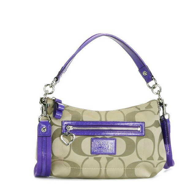 A brand new work is new at coach factory COACH FACTORY shoulder bag  signature bias 97f5174028eb1