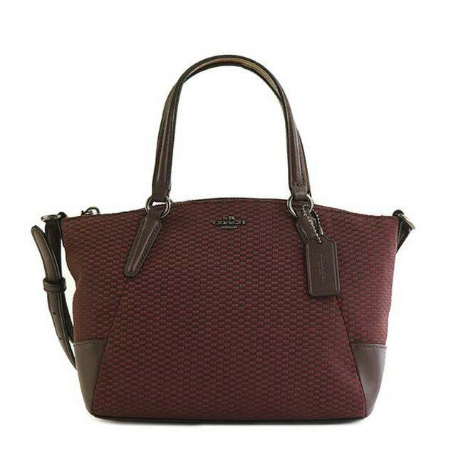It Is Bag Handbag Oxblood オックスブラッド At Coach Factory Outlet F13524 Qbl7c Mini Kelsey Satchel Satchell 2way Bias