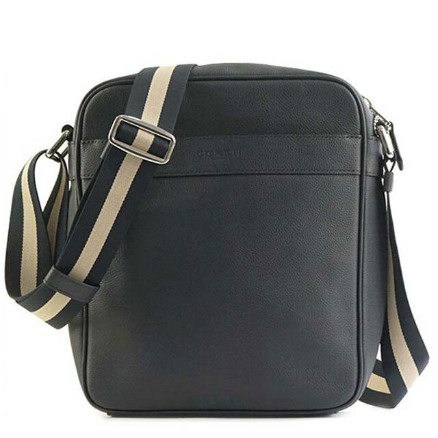 590b61ef2b Affiliated with a navy at coach factory outlet COACH FACTORY bag F54782 MID  Charles flight bag mousse leather bias in bag shoulder bag NIMID midnight