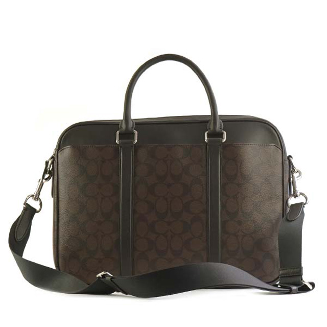 69685d0f86 It is bag mahogany + Brown at coach factory outlet COACH FACTORY bag F54803  MA BR 2way briefcase business bag bias
