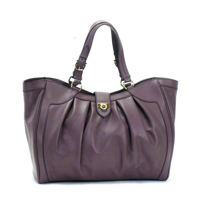Salvatore Ferragamo bag Tote handbag shoulder bag women s leather brand  leather popular ZIP new SalvatoreFerragamo e5f39512c7