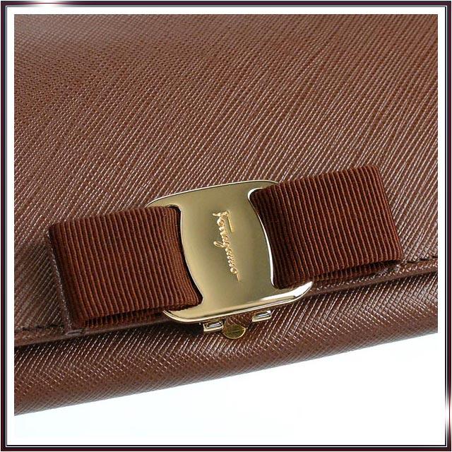 Salvatore Ferragamo Wallet Purse Valar Hardware Women S. Salada Bowl Wallet  Coin Purse And Long 2 Fold. Ferragamo Womens Wallet Best Photo  Justiceforkenny 5c57be945c
