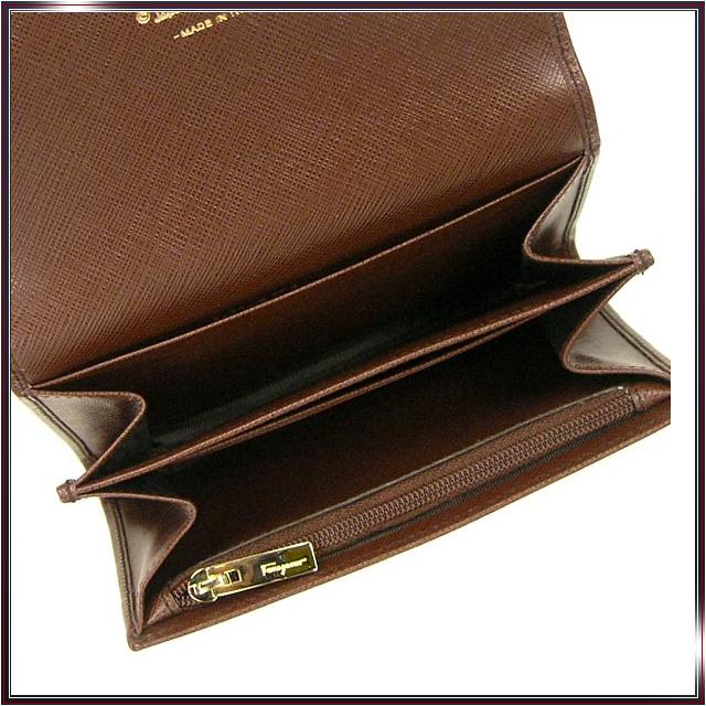 Salada Bowl Bi Fold Wallet Ferragamo Women S Men. Salvatore ... 5b766cc3b3