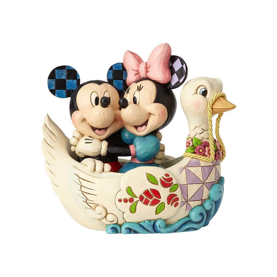 Jim Shore Figur 6000969 Mickey /& Minnie Mouse ENESCO DISNEY Traditions Skulptur