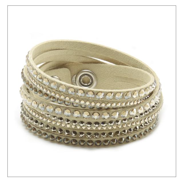 70b9137c8e1c4 Swarovski Slake Bracelet - Medical Id Bracelets
