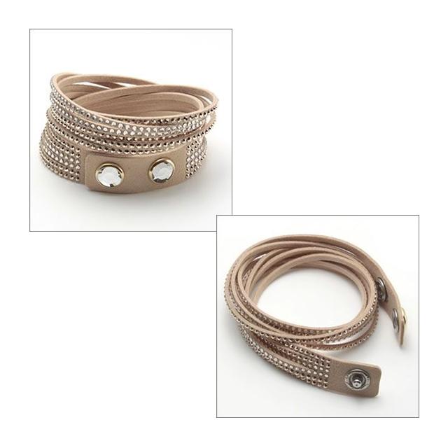 bracelet swarovski slake rose