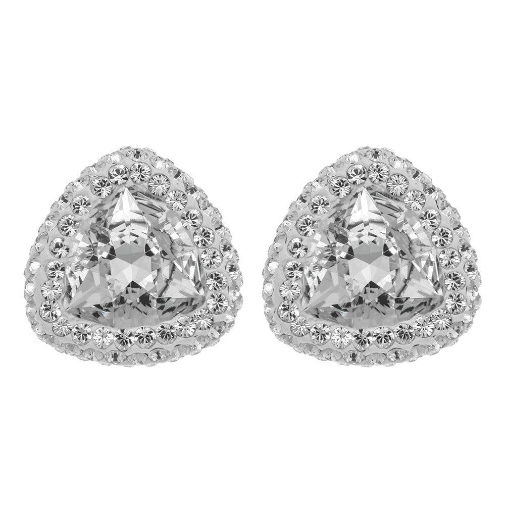 bdc4142d6 Swarovski SWAROVSKI pierced earrings 5098511 Begin Stud begin stud bolt  silver ...