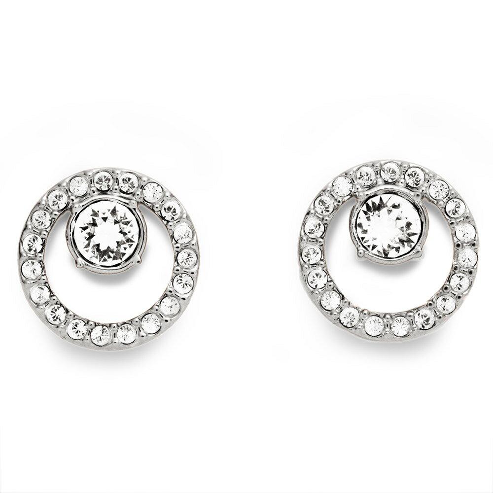 c1648e53d Salada Bowl: Swarovski SWAROVSKI pierced earrings 5201707 CREATIVITY ...