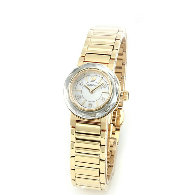 Swarovski Swarovski Watches Ladies Ladies Watch Ladies Watches Brand Popular Jelly Watch Gold White Shell