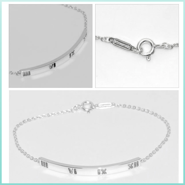 Tiffany Bracelet Atlas Bar Medium