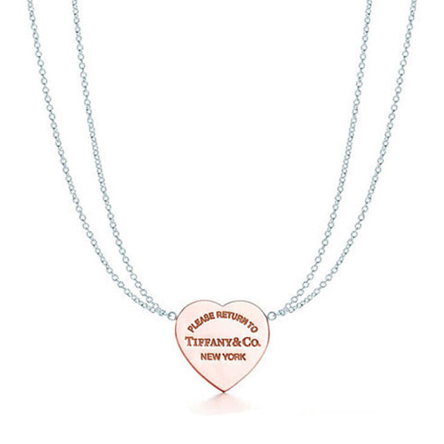 Salada bowl rakuten global market tiffany tiffany heart pendant tiffany tiffany heart pendant small necklace return toe tiffany aloadofball Images
