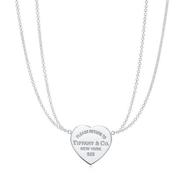 Salada bowl rakuten global market tiffany necklace tiffanyampco tiffany necklace tiffanyco necklace return toe tiffany heart pendant aloadofball Images
