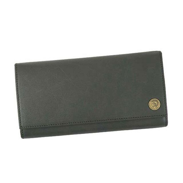 ディーゼル DIESEL 財布 X04374 PR013 T8013 24 A DAY フラップ長財布 メンズ レザー BLACK ブラック