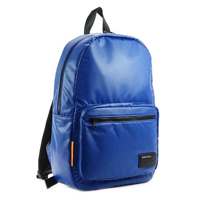 ディーゼル DIESEL リュックサック X04812 P1157 T6050 DISCOVER BACK リュック バックパック SURF BLUE ブルー