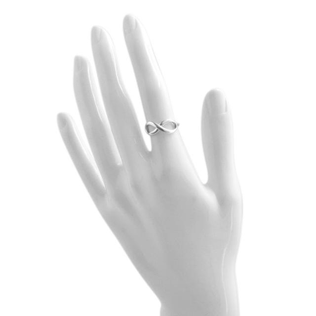 Salada Bowl: Tiffany TIFFANY & co. Infinity ring SS ring ...