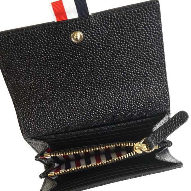 a90c9cc89e ... Tom Browne THOM BROWN folio wallet coin purse coin case black black men  gap Dis brand ...