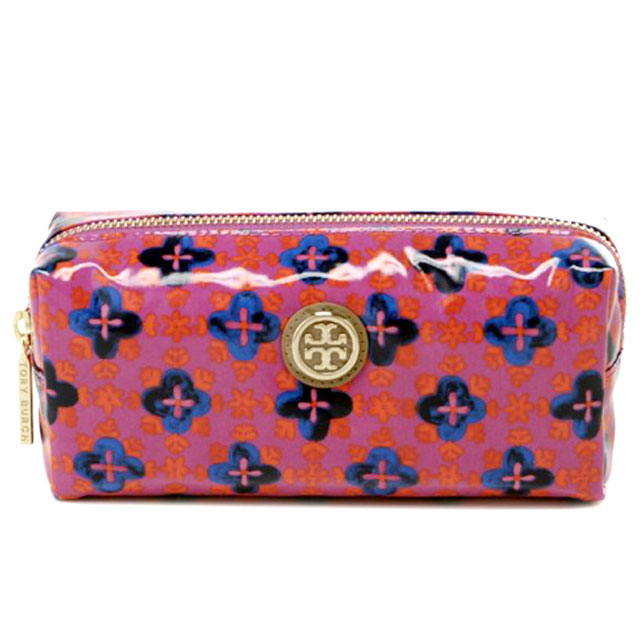 Salada Bowl Tory Burch Tory Burch Cosmetic Pouch Brass Case Pouch