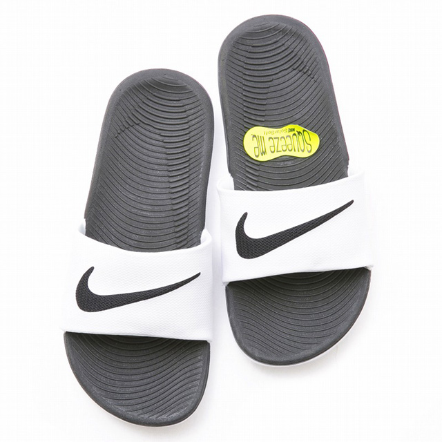 a78ae38b0b719d ... ベナッシシンプル fashion office rubber slippers sandals ぺたんこ room for the woman  for the Nike NIKE slippers shower sandals sports sandals kids Jr. ...