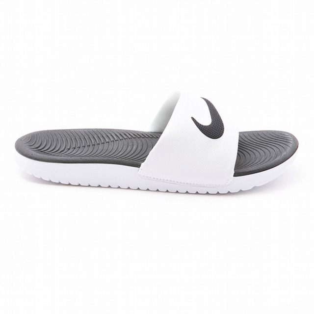 1a917e61698753 ... KAWA SLIDE(GS PS) ホワイトブランドベナッシシンプル fashion office rubber slippers  sandals ぺたんこ room for the woman for the Nike NIKE slippers shower ...