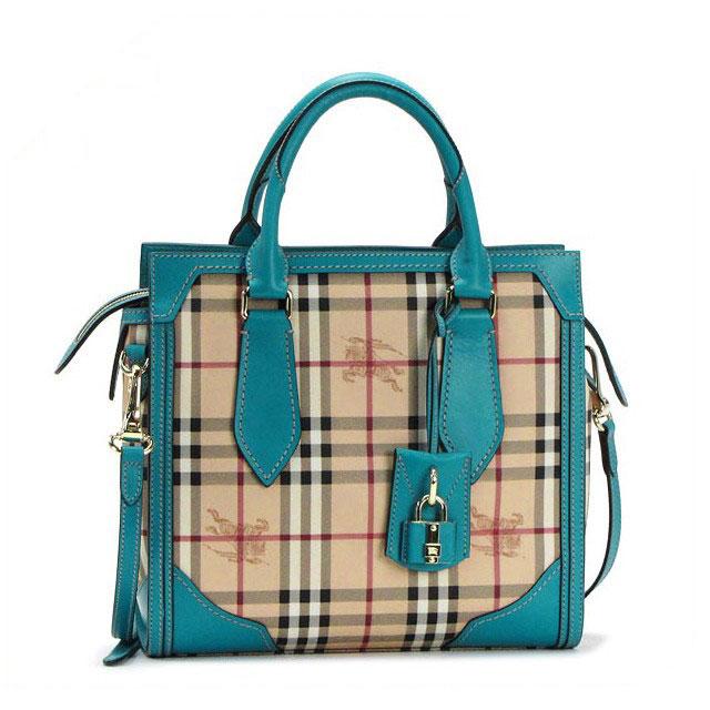 Salada Bowl  I work on bag tote bag handbag Lady s Burberry check ... e1f040b50b8c
