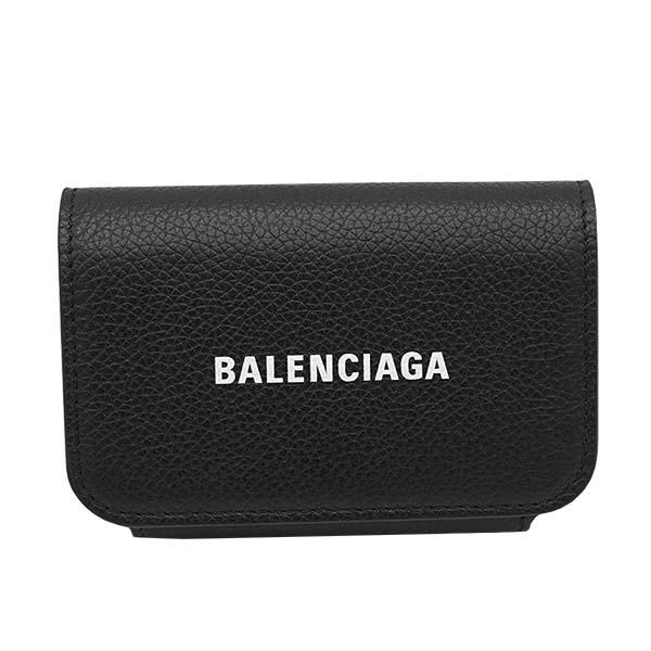バレンシアガ BALENCIAGA カードケース 名刺入れ 594225 1IZ4M 1090 CASH ACCORDEON WALLET キャッシュアコーディオンウォレット BLACK ブラック
