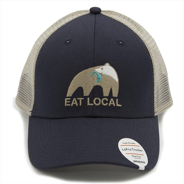 59d4dc26f1 Salada Bowl  Patagonia patagonia cap hat 38180 NVYB EAT LOCAL ...