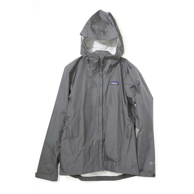 パタゴニア patagonia メンズ トレントシェル ジャケット M's Torrentshell Jacket フード付きジャケット 紳士用 男性用 グレー フード付き ブランド おしゃれ ウインドブレーカー アウター アウトドア カジュアル スポーツ ジップアップ ポケット付き 薄い 軽量 ポケット