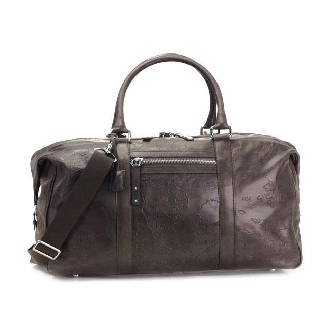 Prima Classe Boston bag shoulder bag diagonally over Pack map bag ladies  mens dark brown travel popular prima classe brand dc3704dc345eb