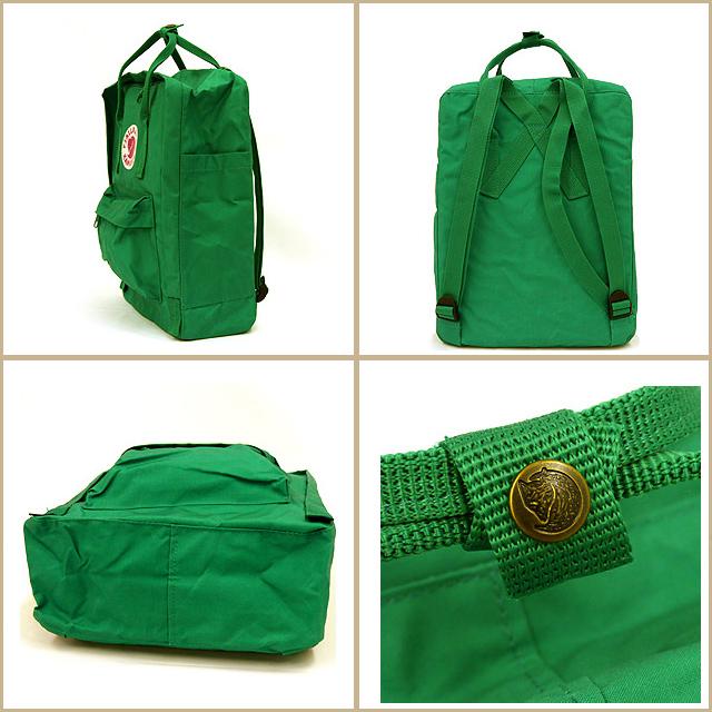 Club Kuan bag 16 l FJALLRAVEN Luc ladies a4 KANKEN bag school cute 2-way  bag backpack mens f23510 648