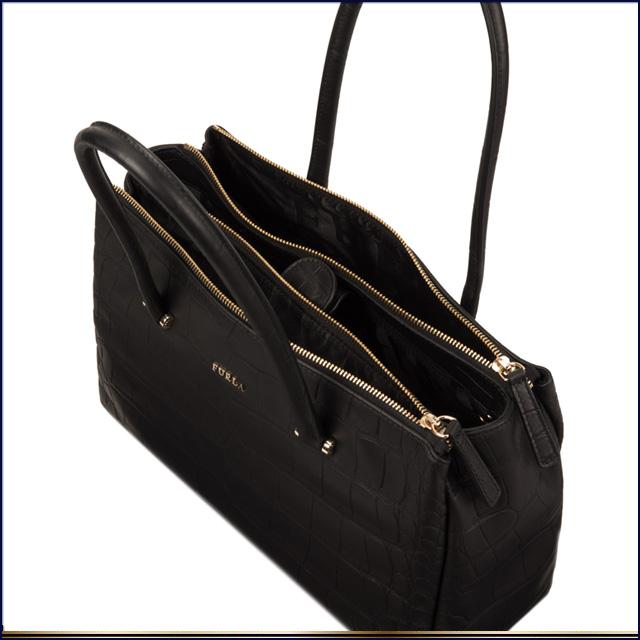 전체 라 FURLA 가방 여성 가방 핸드백 숄더백 브랜드 LOTUS M CARRYALL