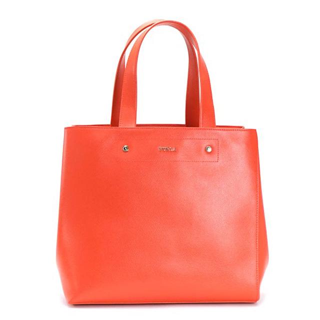FURLA バッグ フルラ トートバッグ BDA7 MUSA M ムーサ ミディアム トート 768367 オレンジ ブランドバッグ レディース 本革 新品 未使用 プレゼント 女性 誕生日