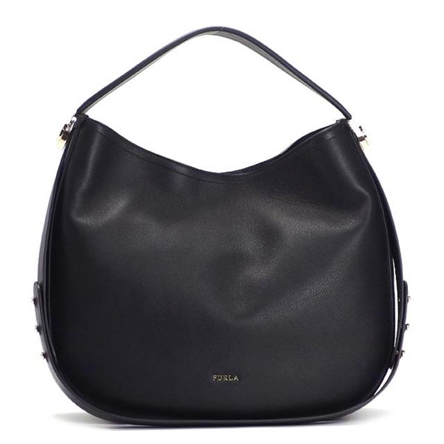 e9e8285067fb Salada Bowl  FURLA FURLA bag BFJ0 LUNA L HOBO Luna large Hobo 2way shoulder  bag 783054 black brand bag ladies leather brand new unused gift women  birthday ...