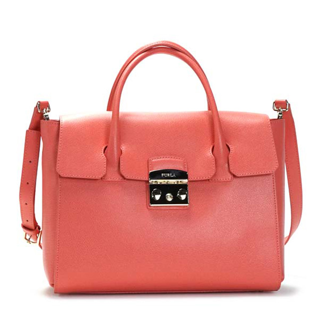 Metropolis M bag - Red Furla Yv9CddX3