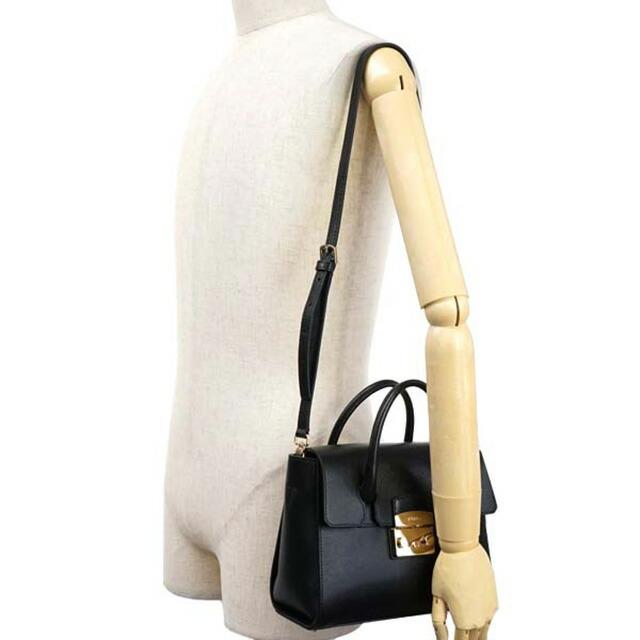 df5a780e2ee5 FURLA bag FURLA tote bag BGX6 METROPOLIS S SATCHEL metropolis small satchel  shoulder Tote 820658 black brand bag ladies leather brand new unused gift  ...