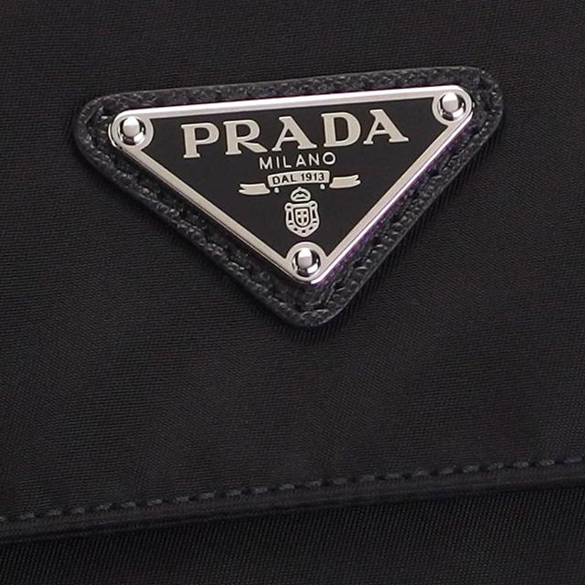 Prada PRADA 1BD953 V44 F0002 shoulder bag diagonally over shoulder bag Nero multimedia suite NERO black
