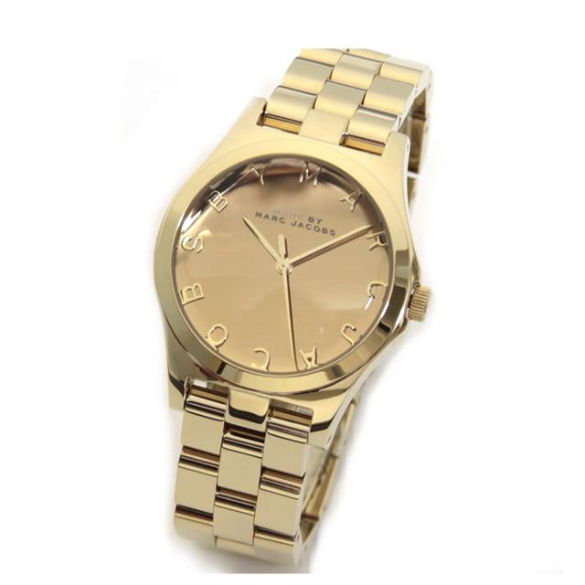 マーク バイ マークジェイコブス[MARC BY MARC JACOBS] 腕時計 /レディース/ 時計 ブランド ゴールド
