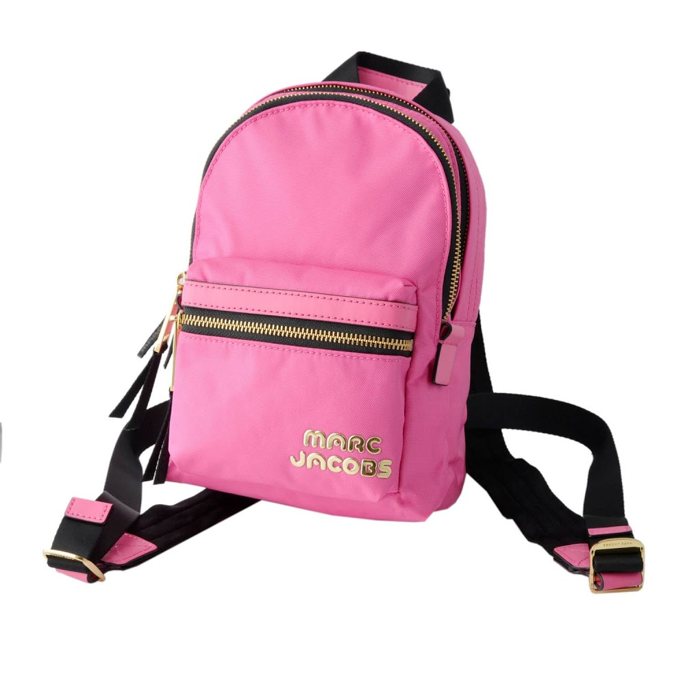 マークジェイコブス Marc Jacobs ミニ バックパック リュックサック M0014032-657 Trek Pack Mini Backpack トレック パック ミニ バックパック Vivid Pink ピンク