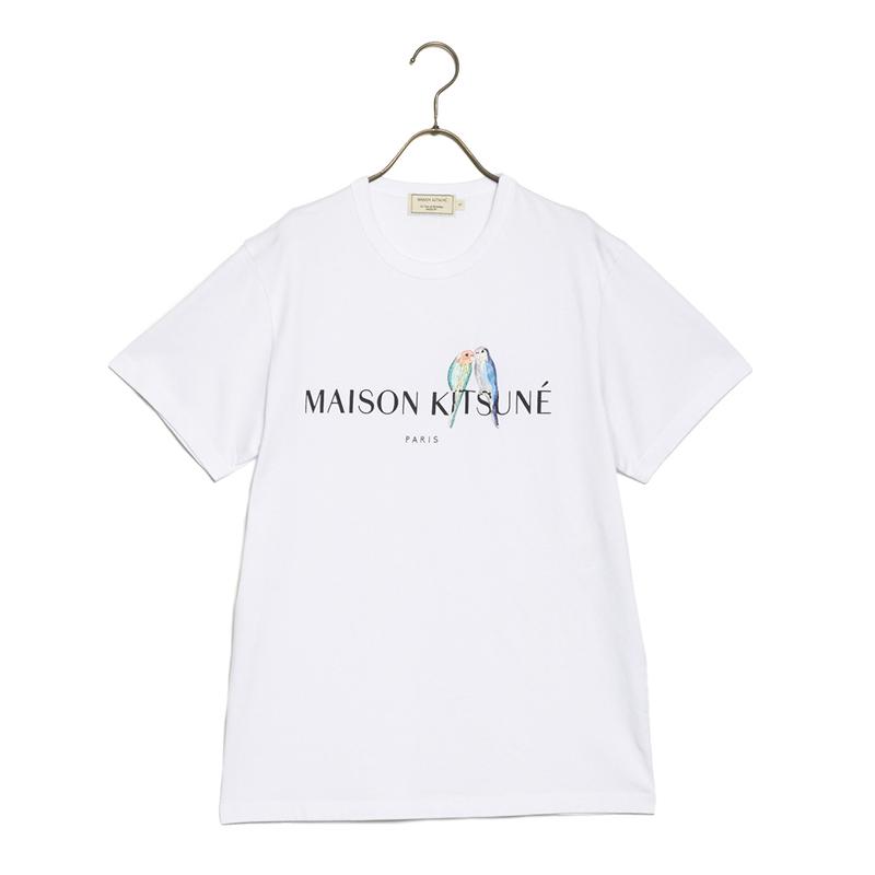 d4f75b34 Salada Bowl: Maison fox MAISON KITSUNE men T-shirt 2018ss ...