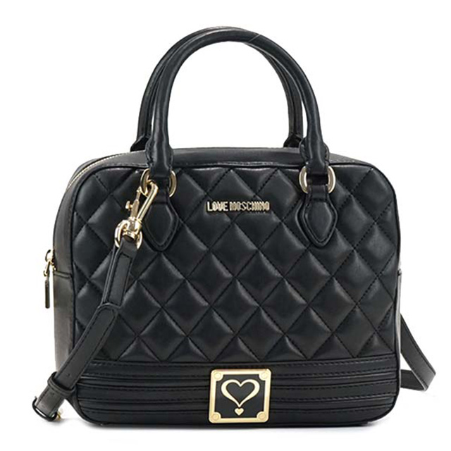 80621f89e49 Take a shoulder bag slant at love Moschino LOVE MOSCHINO handbag pochette  bias, and hang ...