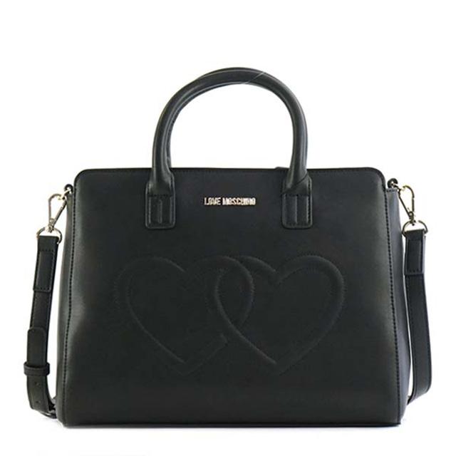 4287b0bd958 I take a shoulder bag slant at love Moschino LOVE MOSCHINO handbag bias and  hang a ...